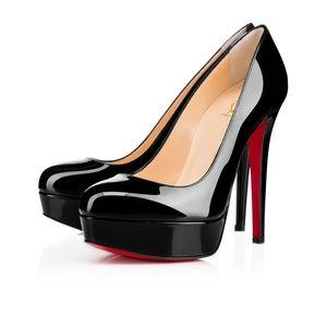 Christian Louboutin Bianca (only worn once!)